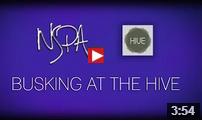 NSPA: Busking at The Hive