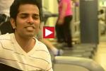 NSPA: Abhishek and Rohit at Golds Gym
