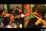 NSPA: Busking at the Hive | Instrumental | Indian National Anthem