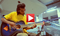 NSPA | Rohit Astekar - Freestyle Guitars at Mumbai Metro