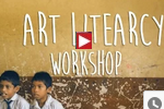 NSPA: Art Literacy Workshop at S.G Barve School