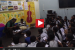 """Uttarakhandi Lok Geet : Interactive Workshop""- Colaba Muncipal High School"