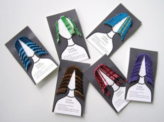 Creative Business Cards for Creative Professions