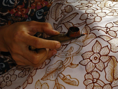 Indonesian Batik: The Art of Wax-Resist Dyeing