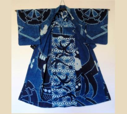 Shibori: A Japanese Resist-Dyeing Technique