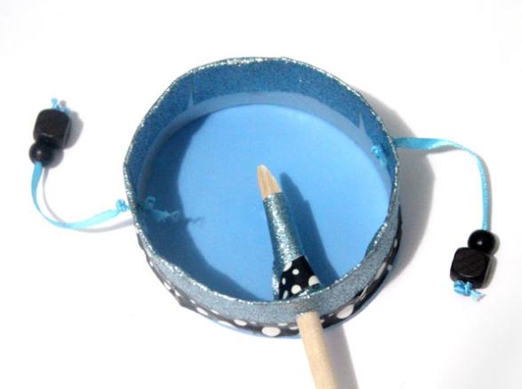 DIY of the Week - Hand Drum