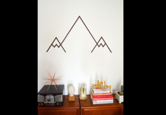 DIY Wall Art Ideas for Of-The-Wall Interiors