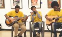NSPA | Instrumental Fusion at Jehangir Art Gallery