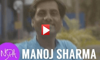NSPA Talks | Manoj Sharma talks about Busking, Art Literacy and more