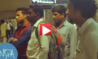 NSPA | Sagar and Shrishti - Marathi Folk at Mumbai Metro