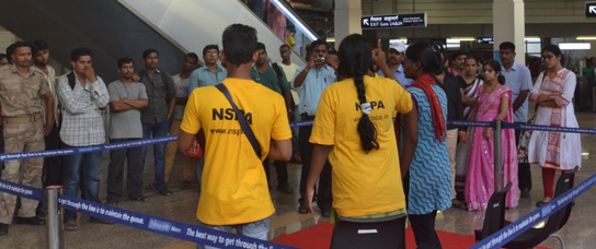 NSPA at Mumbai Metro