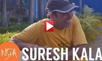 NSPA Talks | Suresh Kala on his First Busking Experience